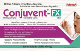 UNIBIOTECH FORMULATIONS PCD PHARMA COMPANY CONJUVENT-FX VISUAL AIDS