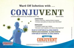 UNIBIOTECH FORMULATIONS PCD PHARMA COMPANY CONJUVENT VISUAL AIDS