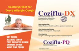 UNIBIOTECH FORMULATIONS PCD PHARMA COMPANY COZIFLU-DX VISUAL AIDS