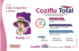 UNIBIOTECH FORMULATIONS PCD PHARMA COMPANY COZIFLU-TOTAL VISUAL AIDS