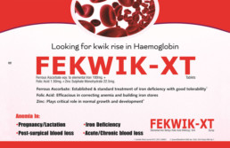 UNIBIOTECH FORMULATIONS PCD PHARMA COMPANY FEKWIK-XT VISUAL AIDS