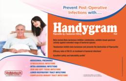 UNIBIOTECH FORMULATIONS PCD PHARMA COMPANY HANDYGRAM VISUAL AIDS