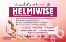 UNIBIOTECH FORMULATIONS PCD PHARMA COMPANY HELMIWISE VISUAL AIDS