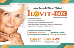 UNIBIOTECH FORMULATIONS PCD PHARMA COMPANY ILOVIT-60K VISUAL AIDS