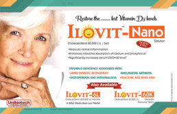 UNIBIOTECH FORMULATIONS PCD PHARMA COMPANY ILOVIT-NANO VISUAL AIDS