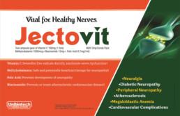 UNIBIOTECH FORMULATIONS PCD PHARMA COMPANY JECTOVIT VISUAL AIDS