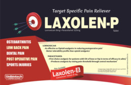 UNIBIOTECH FORMULATIONS PCD PHARMA COMPANY LAXOLEN-P VISUAL AIDS