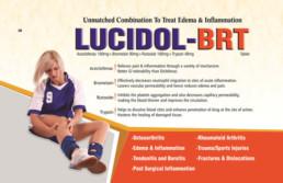 UNIBIOTECH FORMULATIONS PCD PHARMA COMPANY LUCIDOL-BRT VISUAL AIDS