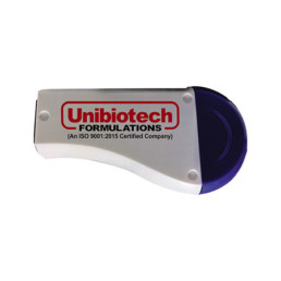 UNIBIOTECH FORMULATIONS PCD PHARMA COMPANY MEASUREMENT TAPE PROMOTIONAL MATERIAL