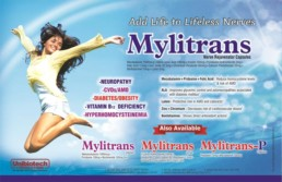UNIBIOTECH FORMULATIONS PCD PHARMA COMPANY MYLITRANS VISUAL AIDS