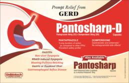 UNIBIOTECH FORMULATIONS PCD PHARMA COMPANY PANTOSHARP-D VISUAL AIDS