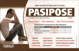UNIBIOTECH FORMULATIONS PCD PHARMA COMPANY PASIPOSE VISUAL AIDS