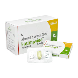 UNIBIOTECH FORMULATIONS HELMIWISE TABLETS