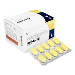UNIBIOTECH FORMULATIONS LUCIDOL-P TABLETS