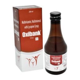 UNIBIOTECH FORMULATIONS OXIBANK SYRUPS OR SUSPENSIONS